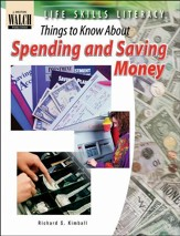 Digital Download Life Skills Literacy: Things to Know About Spending and Saving Money - PDF Download [Download]