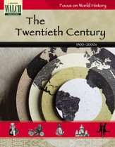 Digital Download Focus on World History: The Twentieth Century - PDF Download [Download]