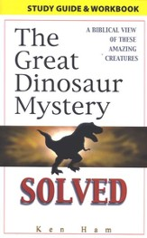 The Great Dinosaur Mystery Solved, Study Guide & Workbook