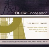 CLEP Professor for Physics CD-Rom