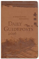 Daily Guideposts 2016: A Spiritual Devotional, imitation leather
