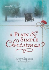 A Plain and Simple Christmas - eBook