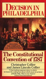 Decision in Philadelphia: The Constitutional Convention of 1787  - Slightly Imperfect