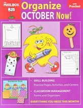 Organize October Now! PreK