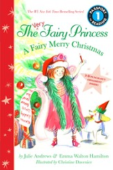 The Very Fairy Princess: A Fairy Merry Christmas / Illustrated - eBook