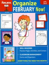Organize February Now! Grs. 2-3