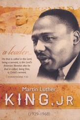 Martin Luther King Bulletin (1 Corinthians 7:22) 100