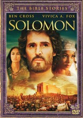 The Bible Stories: Solomon, DVD