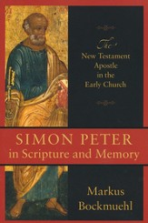 Simon Peter in Scripture and Memory: The New Testament Apostle in the Early Church - eBook