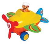 Press & Go Activity Plane