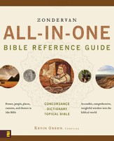 Zondervan All-in-One Bible Reference Guide - eBook