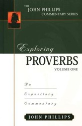 Exploring Proverbs Volume 1