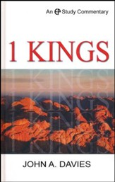 1 Kings: EP Study Commentary