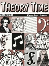 Theory Time for Grade Eight - Intermediate Workbook