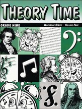 Theory Time for Grade Nine - Advanced Workbook