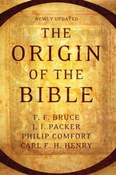 The Origin of the Bible - eBook
