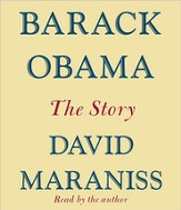 Barak Obama: The Story, Audiobook on CD