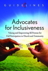 Guidelines for Leading Your Congregation 2013-2016 - Advocates for Inclusiveness: Valuing and Empowering All Persons for Full Participation in Church and Community - eBook