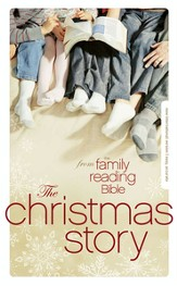 The Christmas Story from the Family Reading Bible / Unabridged - eBook
