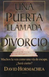 Una Puerta Llamada Divorcio  (A Door Named Divorce)