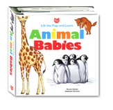 Animal Babies Lift the Flap and Learn