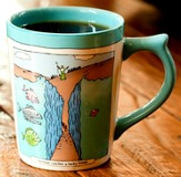 Bible tales Herman Mug