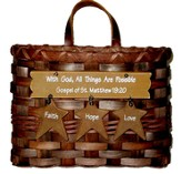 With God All Things Are Possible, Mail Basket