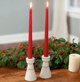 Pure Love of Jesus Candlesticks, Set of 2