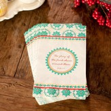 Glory Bright, The Glory Of the Lord Napkins, Package of 16