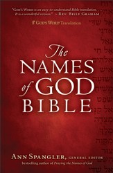 Names of God Bible, The - eBook