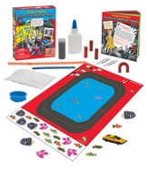 The Magic School Bus: Attracted to Magnificent Magnets Kit