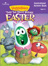 Veggie Tales Activity Book