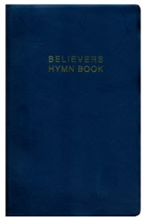 Believers Hymn Book, Large-Print