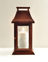 Live & Love--Decorative Lantern