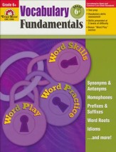 Vocabulary Fundamentals, Grades 6 and Up