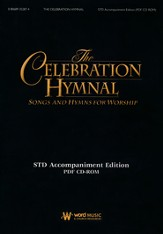 The Celebration Hymnal Accompaniment/Rhythm/Guitar KJV (Black)