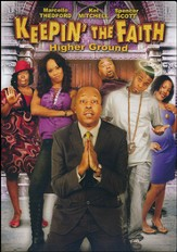 Keepin' The Faith: Higher Ground, DVD