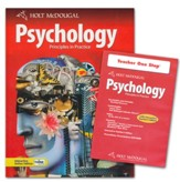 Holt Psychology Homeschool Package