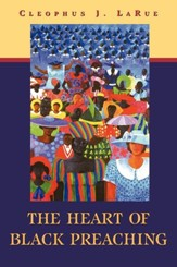 The Heart of Black Preaching - eBook