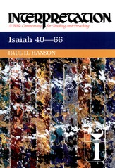 Isaiah 40-66: Interpretation: A Bible Commentary for Teaching and Preaching - eBook