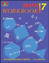 Math Workbook Grade 7