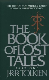 Book of Lost Tales, Part 1  - Slightly Imperfect