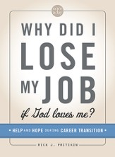 Why Did I Lose My Job If God Loves Me: Help and Hope for Those in Career Transition / Special edition - eBook