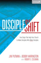 DiscipleShift: Five Steps That Help Your Church to Make Disciples Who Make Disciples - eBook