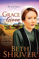 Grace Given, Touch of Grace Series #2  -eBook