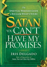 Satan, You Can't Have My Promises: The spiritual warfare guide to reclaim what's yours - eBook