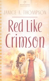 Red Like Crimson - eBook