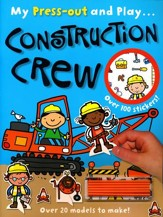 Press-Out & Play Construction Crew