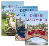 Rose Harbor Series, 3 Volumes