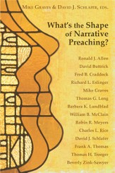 What's the Shape of Narrative Preaching? - eBook